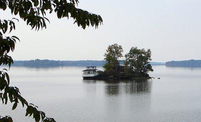 highway11.ca, Callander Bay, Lake Nipissing, just west of Highway 11
