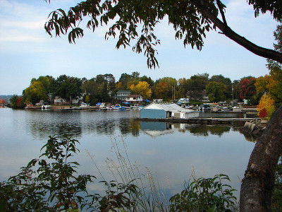 highway11.ca Callander, Ontario, highway 11, yonge street, lake nipissing, callander bay