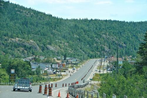 Schreiber, Highway 17, Ontario, highway11.ca