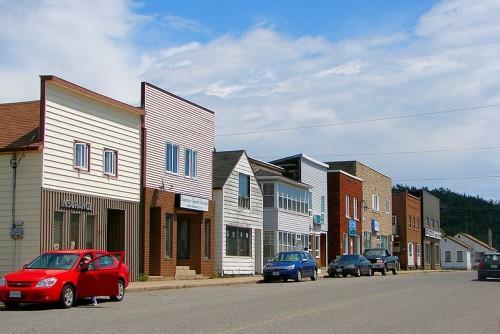 Schreiber, Ontario, highway11.ca
