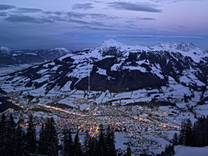 Just kidding, this is Kitzbuehl!
