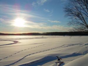 Kamiskotia Lake, near Timmins, Ontario