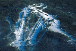 Kamiskotia Snow Resort, near Timmins, Ontario