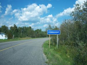 Connaught, Ontario - highway11.ca