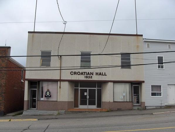Schumacher - Croatian Hall