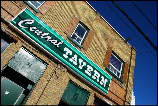 I'm pretty sure this tavern is in South Porcupine, but my memory made be failing me. (Credit:  Harriet Carlson)