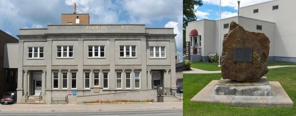 highway11.ca, Timmins, Ontario City Hall and Chamber of Commerce