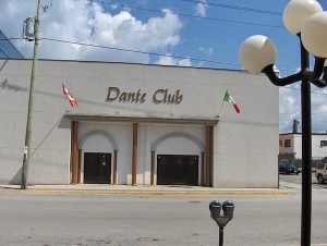 Timmins - Dante Club