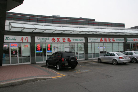 Richmond Hill, Ontario, Canada, Chinese Food, Highway 11 yonge street