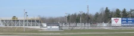 Barclay speedway, Ontario, Innisfil, Highway 11