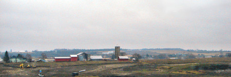Innisfil, Ontario on Highway 11 farming highway11.ca