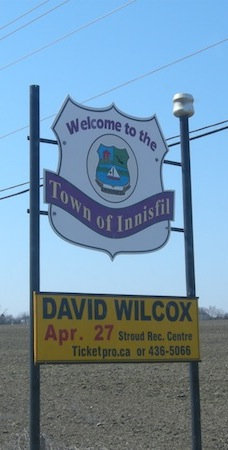 Highway 11 Ontairo, Innisfil, highway11.ca