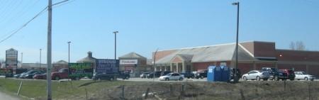Stroud, Ontario plaza on Highway 11 highway11.ca