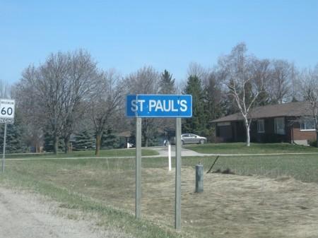 St. Paul's Ontario, Highway 11 highway11.ca