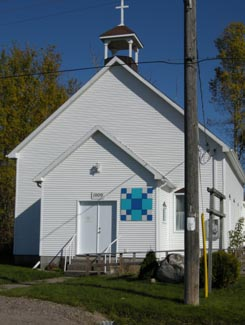 Elk Lake church