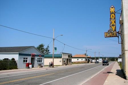 Beardmore, Ontario on Highway 11 Ontario highway11.ca
