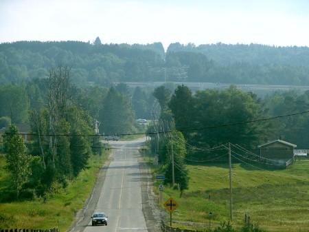 Highway 11 in Ontario, near Emsdale highway11.ca