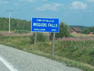 Iroquois Falls, Ontario