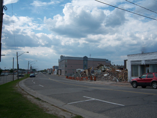 Cochrane, Ontario street