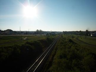Fauquier, Ontario on Highway 11