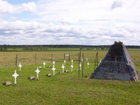 Kapuskasing POW memorial, Highway 11