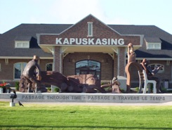 Kapuskasing train station