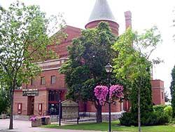 Opera House, Orillia, Ontario