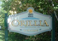 Orillia, Ontario Highway 11