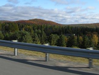 Melissa, Ontario, Muskoka, Highway 11