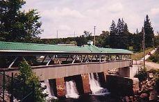 Hydro Dam, Burks Falls