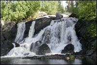 Atikokan - highway11.ca water falls