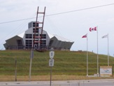 Geraldton, Ontario Highway 11 tourist centre
