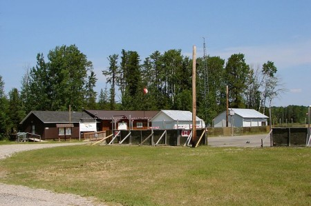 Jellicoe, Ontario, west of Geraldton on Highway 11 (Photo credit: Wiki Commons User P199)