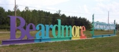 Welcome to Beardmore, Ontario