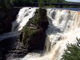 Kakabeka Falls, the Niagara of Northern Ontario?