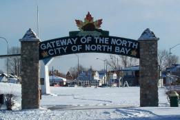 North Bay, Ontario, Highway 11