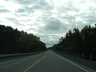 Temagami, Highway 11