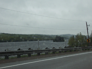 Temagami, Ontario, Highway 11