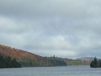 Lake near Temagami, Ontario