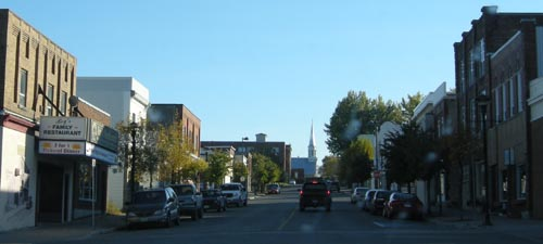 Downtown Haileybury