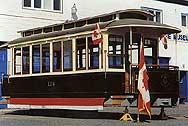 Streetcar Norhtern Ontario, Haileybury, Highway 11