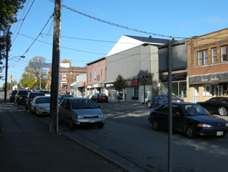 Downtown New Liskeard