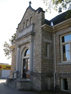 New Liskeard Carnegie Library