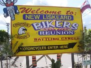 New Liskeard's annual Bikers Reunion