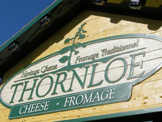 Thornloe Cheese Factory, Highway 11 Ontario