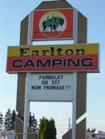 Earlton, Ontario 2006 protest