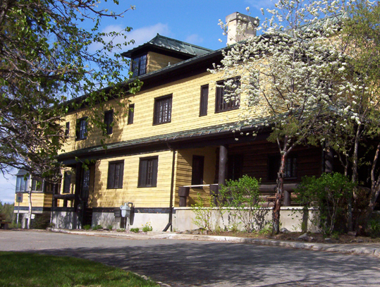 Kirkland Lake Mansion museum