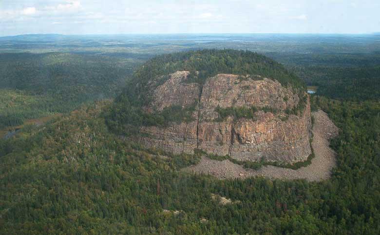 Mount Cheminis, Virginiatown, Ontario