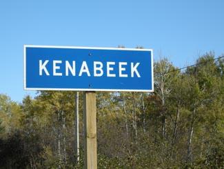 Kenabeek, Ontario off Highway 11