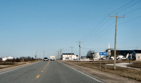 Val-Cote, Ontario Highway 11, highway11.ca
